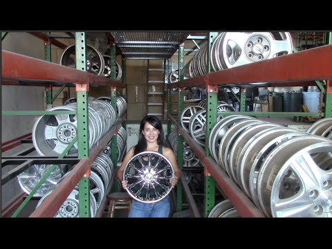 Factory Original Chrysler Pacifica Rims & OEM Chrysler Pacifica Wheels – OriginalWheel.com