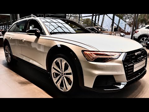 NEW 2020 Audi A6 allroad quattro | PREVIEW