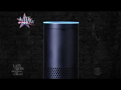 Alexa Gets Hauled Downtown For Questioning