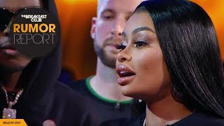 Blac Chyna Gets Destroyed By Justine Valentine On Wild N' Out