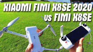 Квадрокоптер Xiaomi Fimi X8 SE 2020 VS Fimi X8SE с AliExpress! Лучший дрон с Алиэкспресс?
