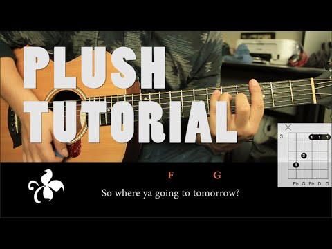 Stone Temple Pilots Plush Acoustic
