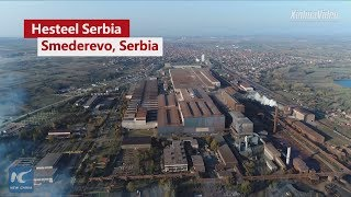 Serbian steel plant thrives after Chinese takeover