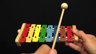 Xylofon i træ - Musikalsk dannelse starter tidligt