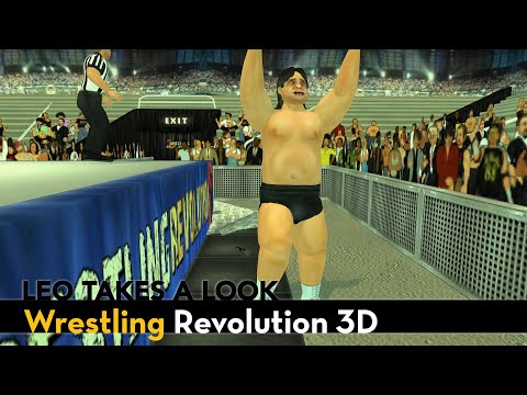 Janky Pro Wrestling Game Is Great Because It's So Messed Up