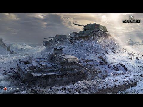 World of Tanks - Opět to milované RNG [LiveStream záznam 10. 1. 2019]