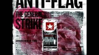 Anti-Flag - Nothing Recedes Like Progress