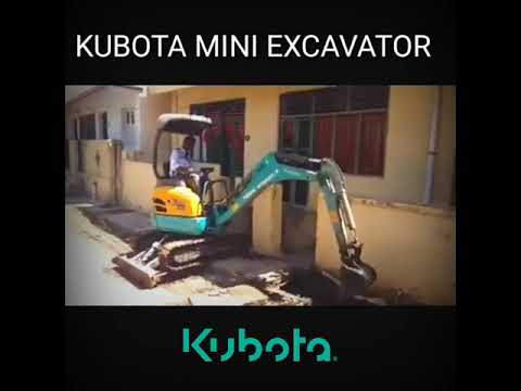 Compact Construction Excavator 27