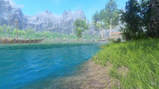 Skyrim Best enb 2014 - Water test - Update 1.1