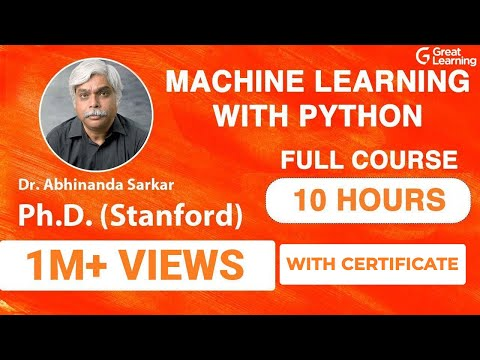 Machine Learning with Python | Machine Learning Tutorial for ...