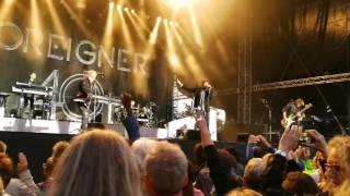 Foreigner HD' That was yesterday 'Live in Salem Deutschland 07/06/2017