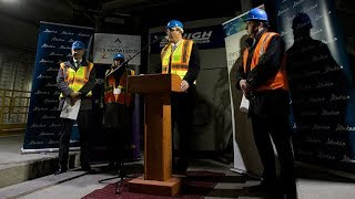 Funding announced for carbon capture study at cement plant