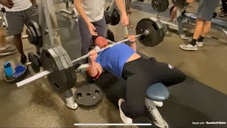 My Journey to a 315 lb Bench Press!