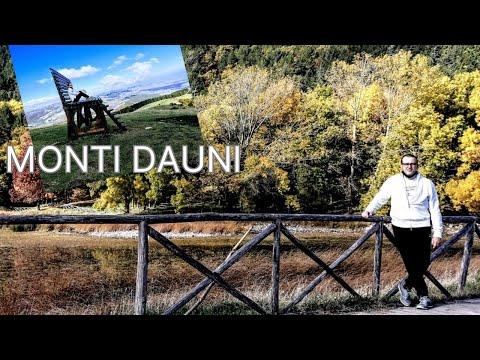 Preview video Biccari, uno dei borghi d'Italia, alla ricerca della panchina gigante