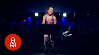 Step Into Your Power With Fitness Phenomenon Robin Arzon