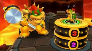 Mario Party: Island Tour - Bowser