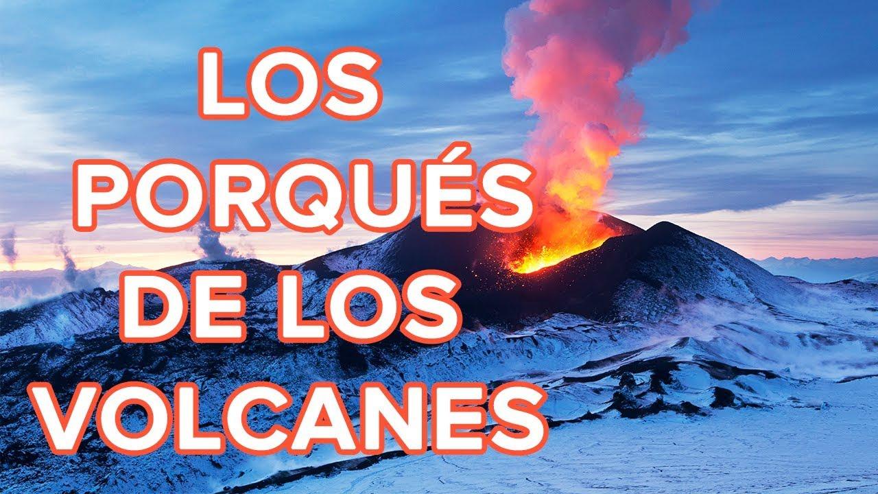 Curiosidades sobre los volcanes que no sabías ???? | Preguntas de los niños