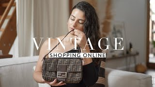 Tips For Shopping Vintage Online: Home Decor, Accessories, Designer