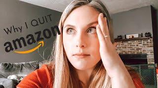 Why I Quit Amazon