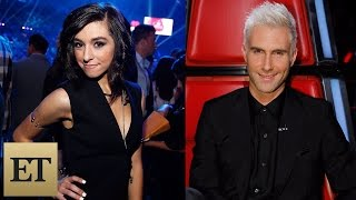 Watch Adam Levine Perform An Emotional Tribute To <b>Christina Grimmie</b> On The Voice