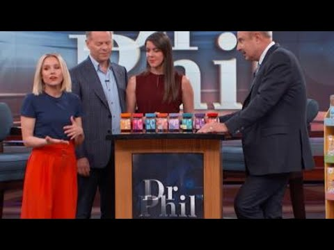 Kristen Bell Introduces Vitamins For The Whole Family From Hello Bello – The Company She And Her …