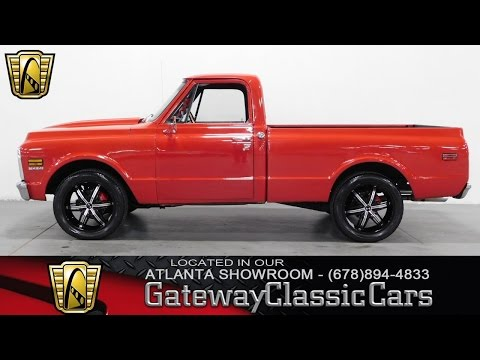 Video of '72 C10 - LUZ3