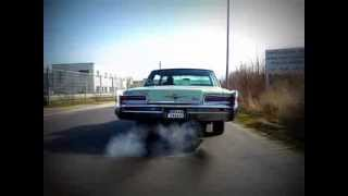 Chrysler 300 Mopar mit SUPERSPORT Sportauspuffanlage