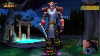 WoW ŽIVĚ | Farma raidů a čekání na nový Nostalrius