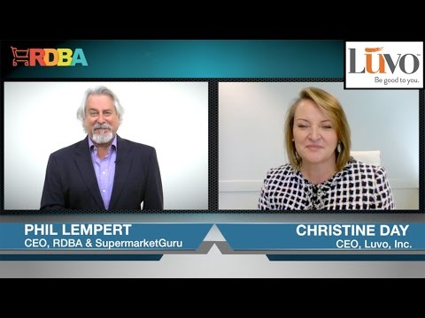 Leadership Insights from Christine Day, CEO of Luvo - PART 1