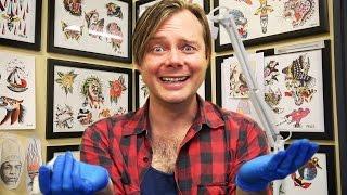 If Tattoo Artists Were Honest thumbnail