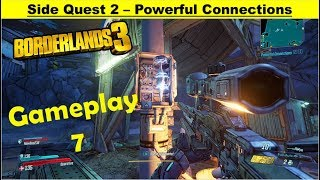Borderlands 3 Side Quest - Powerful Connections - Gameplay Walkthrough Part 7