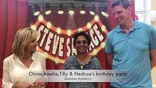 Olivia,Amelie,Tilly & Nedissa's 8th birthday party