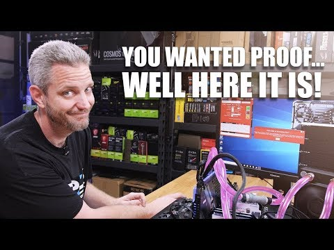 Watercooling Loop Order... Does it REALLY matter?? Here's Proof