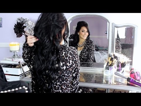 HOW I: Clip- In My Very Nice Itemmi Hair Extensions! &