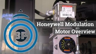 Honeywell Modulation Motor Overview - Boiling Point