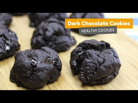 Video recipe: Peanut butter cookies • Healthy cookies #3