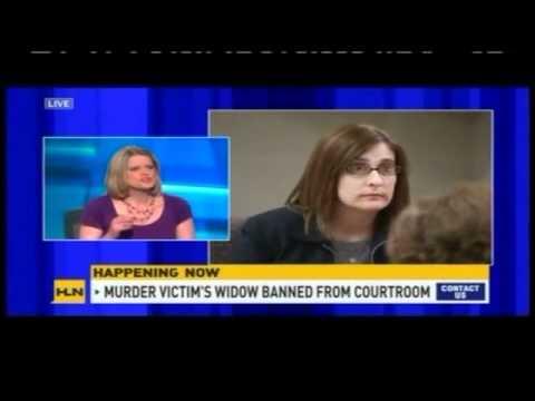 Meg Strickler on #HLNTV discussing #hemyneumantrial 2/24/12
