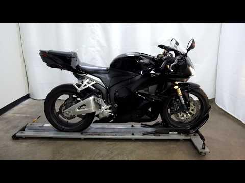 2012 Honda CBR®600RR in Eden Prairie, Minnesota - Video 1