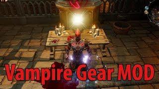 Vampire Gear MOD