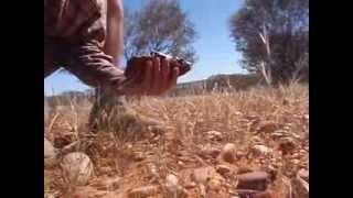 5kg Meteorite Found While Prospecting For Gold, Central Australia..