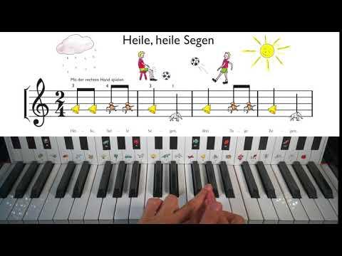 Klavier lernen: Klavierspiel & Spaβ Band 1 für Kinder, Eltern und Groβeltern, Einführungsvideo