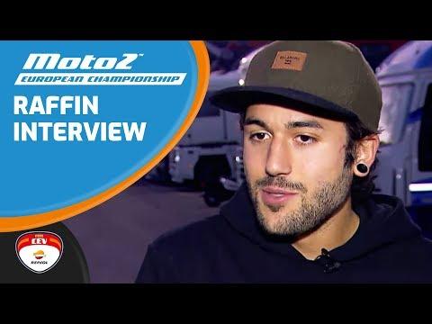 Interview Jesko Raffin Moto2™ European Champion 2018