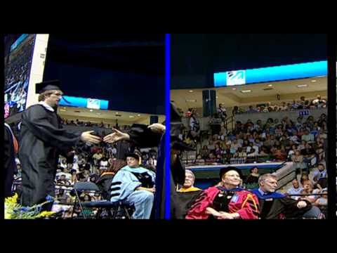College of FAHSS Undergraduate Degrees - UMass Lowell Commencement (2012)
