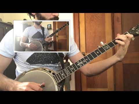 The Cascades -- Scott Joplin Arranged for double banjo