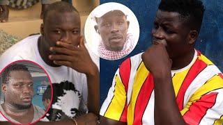 Enterrement de Jules Baldé Jr avec Ama Baldé, Boy Niang, Kéba Kanté et...