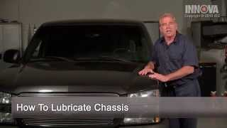 How to lubricate Chassis Parts - 2003 Chevy Silverado