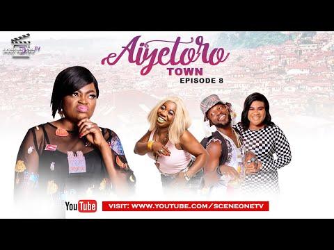 WATCH Episode 8 of Funke Akindele Bello's Aiyetoro Town – Penalized – on BN