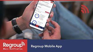 Regroup Mass Notification video