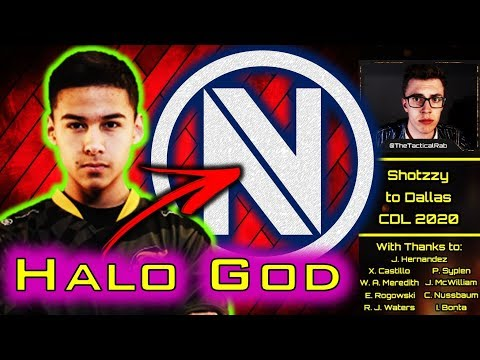 Big Risk?? SHOTZZY Signed to Dallas Call of Duty!    CDL Rostermania News & Rumors    CoD: MW