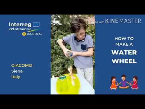 Giacommo de Siena nos presenta su #waterwheelchallenge[;;;][;;;]